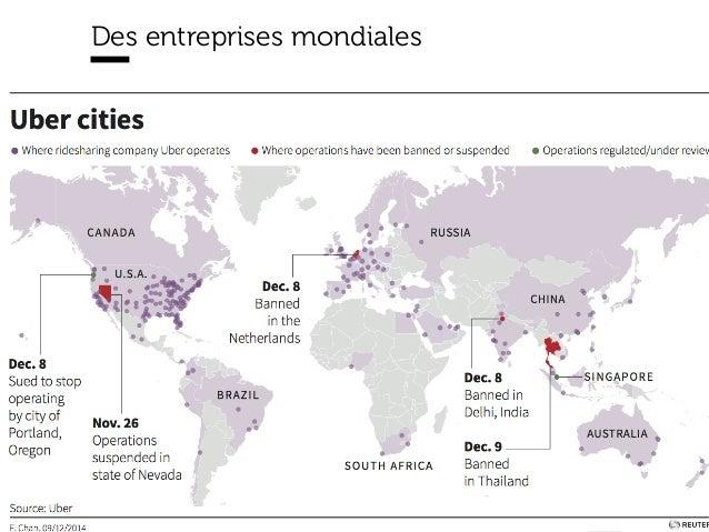 www.15marches.fr Des entreprises mondiales