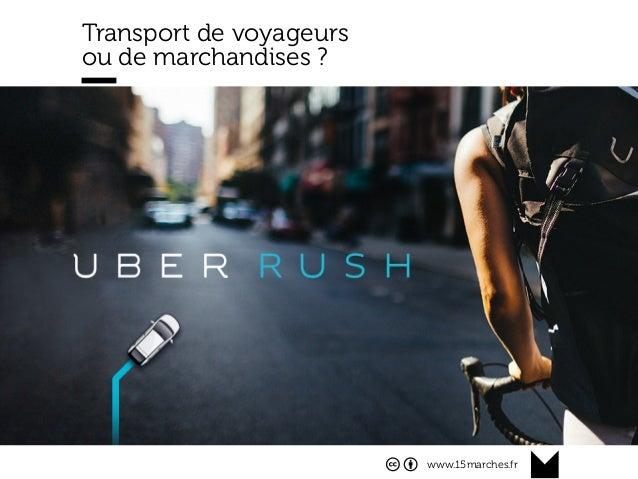 www.15marches.fr Transport de voyageurs ou de marchandises ?