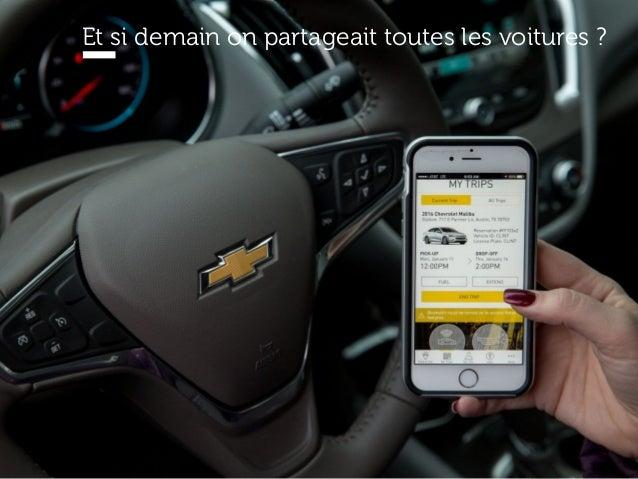 www.15marches.fr Et si demain on partageait toutes les voitures ?