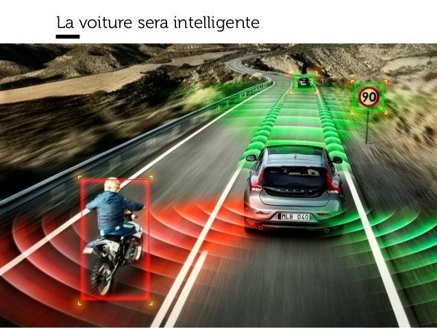www.15marches.fr @15marches #LDTRA stephane@15marches.fr La voiture sera intelligente