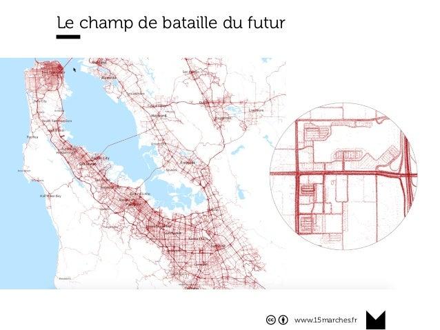www.15marches.fr Le champ de bataille du futur