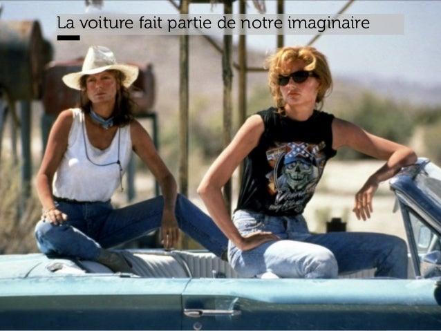 www.15marches.fr La voiture fait partie de notre imaginaire