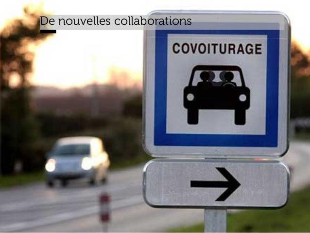 www.15marches.fr Quelle stratégie pour la collectivité ?De nouvelles collaborations