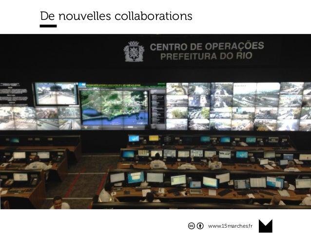 www.15marches.fr De nouvelles collaborations