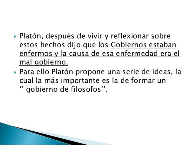 La r publica y la teor a de las ideas - Republica de las ideas ...
