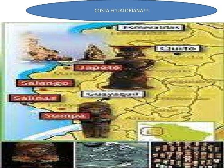 COSTA ECUATORIANA!!!<br />