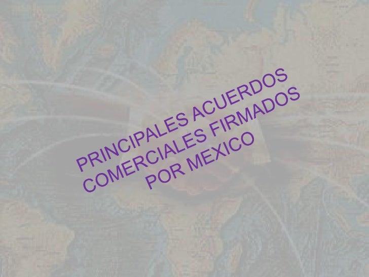 CONTENIDO•   Introducción•   Tratado de Libre Comercio   de América del Norte (Canadá-Estados    Unidos-México)•   Tratado...