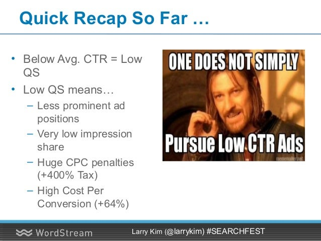 # 9. Hacking Ad Click Through Rates