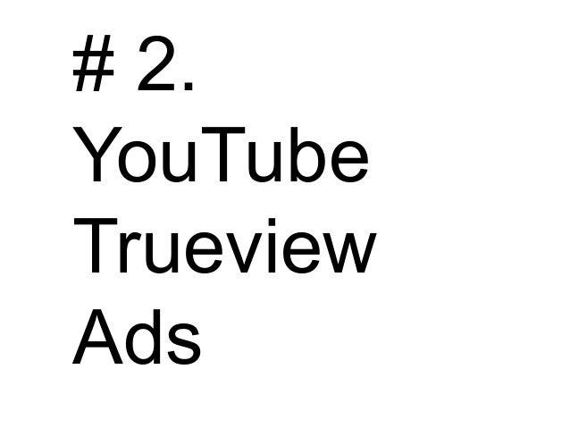 YouTube TrueView Ads! Larry Kim (@larrykim) #SEARCHFEST