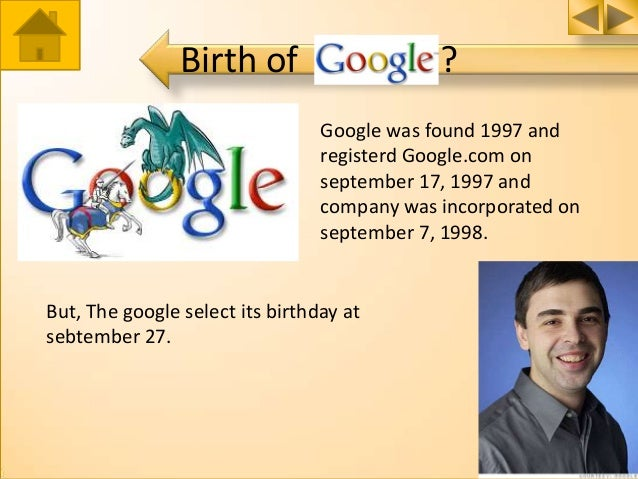 larry page thesis Once upon a time, our world was simple there was a thesis the anatomy of a large-scale hypertextual web search engine by sergey brin and larry page that told us how google worked and while google evolved rapidly from the concepts in that document, it still told us what we needed to.