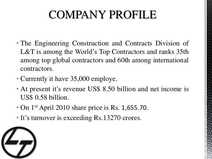 It is one of the largest and most respected companies in India's private sector.