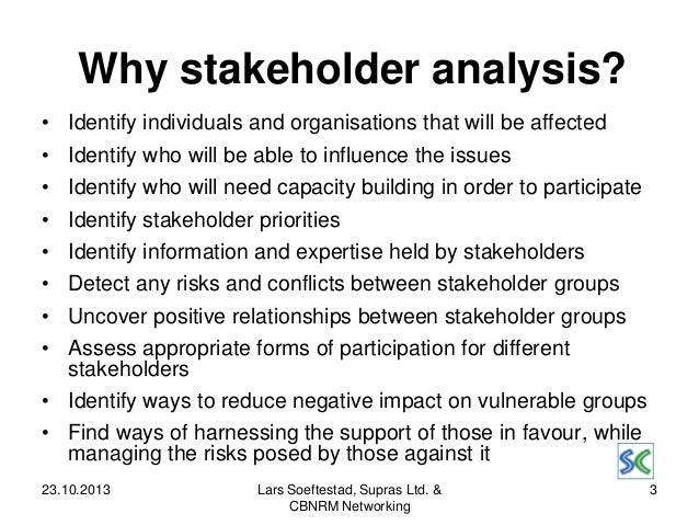 describe the different stakeholders who influence the purpose of two contrasting organisations Assignment 2: strategies, structure and external factors page 11 ownership of two contrasting organisations p2 describe the different stakeholders who influence.