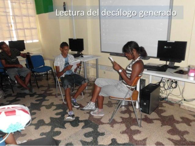 PROMOCIÓN DE USO RESPONSABLE DE  TUENTI EN CENTROS EDUCATIVOS