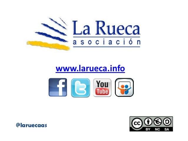 Conecta móvil e Internet Segura, La Rueca