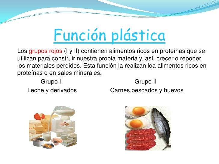 La rueda de los alimentos - Alimentos vegetales ricos en proteinas ...