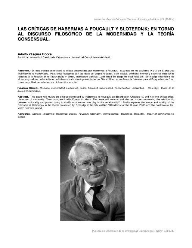 Nómadas. Revista Crítica de Ciencias Sociales y Jurídicas | 24 (2009.4) Publicación Electrónica de la Universidad Complute...