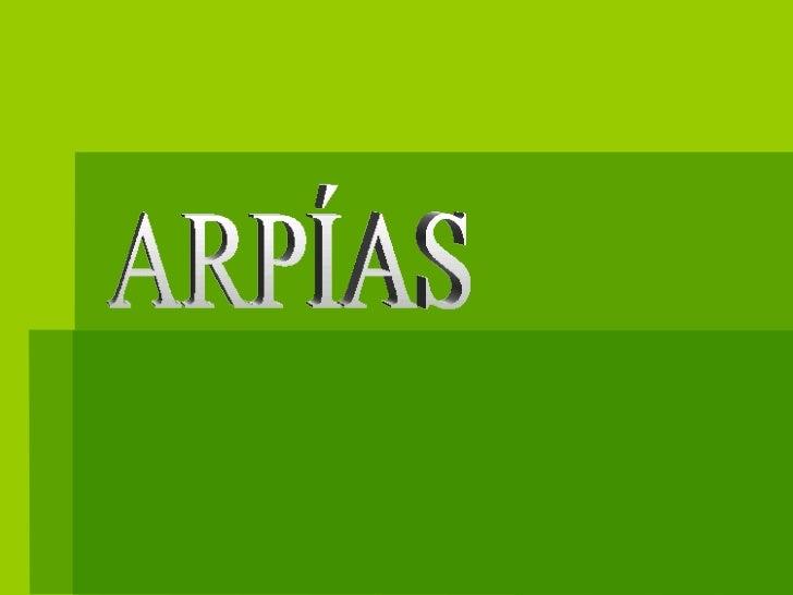 ARPÍAS
