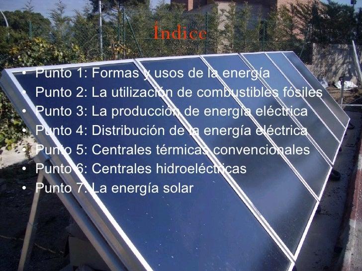 Las Energias Slide 2