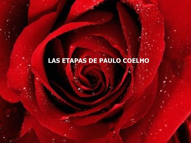 LAS ETAPAS DE PAULO COELHO