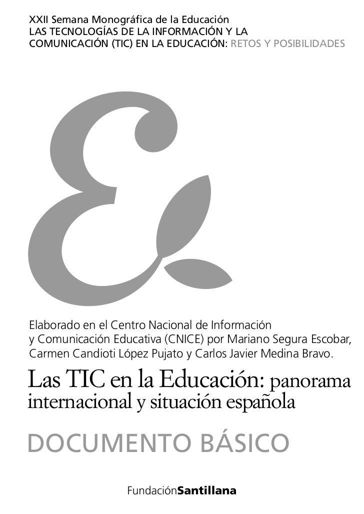 944296SemanaMono001 086.qxd   29/10/07   19:18   Página 1      XXII Semana Monográfica de la Educación      LAS TECNOLOGÍA...