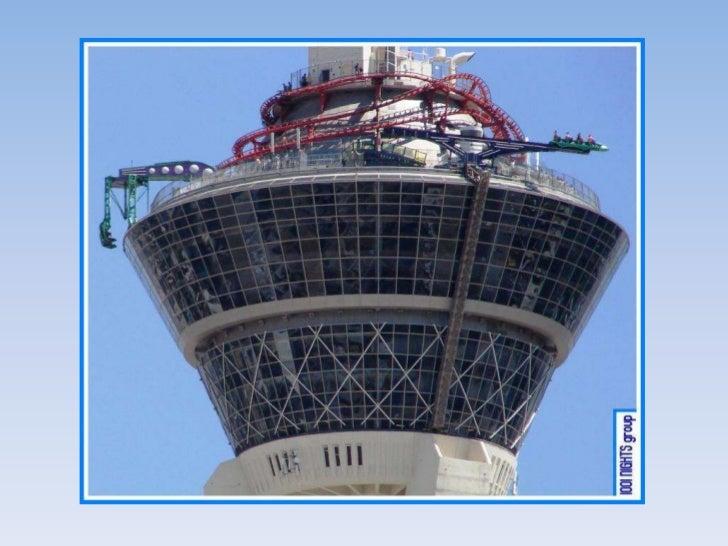 Las Vegas Stratosphere Tower Rides