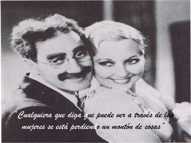 Las 10 Frases De Groucho Marx By At Sergio Pc1