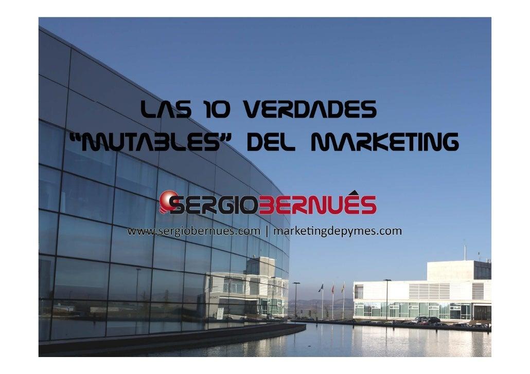 © Sergio Bernués Coré. www.sergiobernues.com – www.marketingdepymes.com