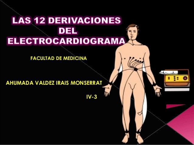 FACULTAD DE MEDICINAAHUMADA VALDEZ IRAIS MONSERRAT                          IV-3