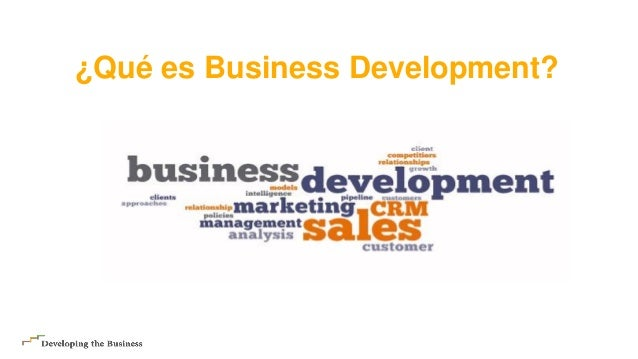 Las 12 Dimensiones del Business Development Slide 2