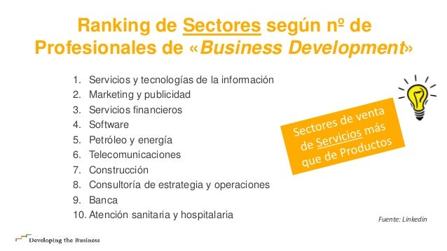 Las 12 Dimensiones del Business Development Slide 3