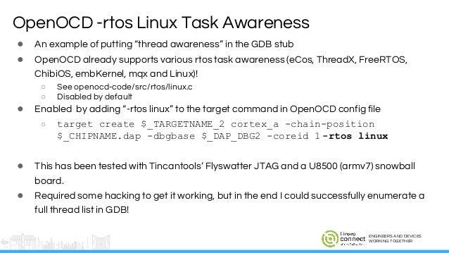 LAS16-403: GDB Linux Kernel Awareness
