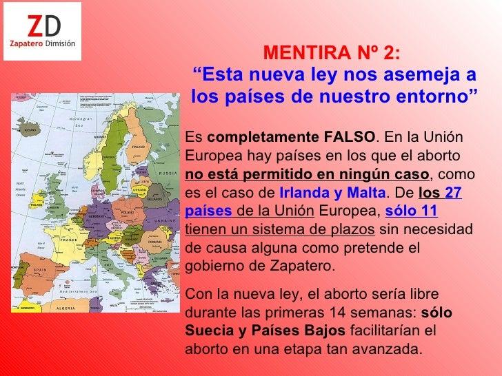 Las 25 Grandes Mentiras De Zapatero Slide 3