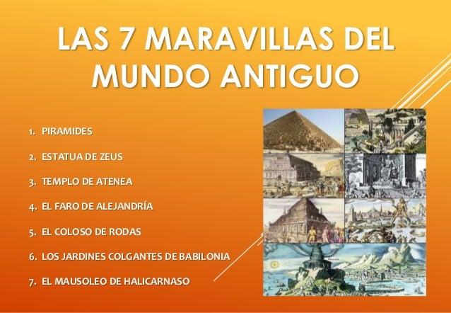 Resultado de imagen para siete maravillas del mundo antiguo