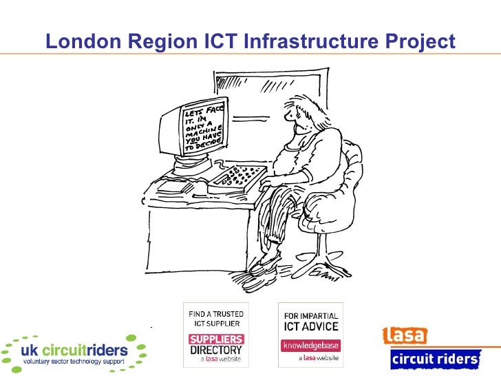 London Region ICT Infrastructure Project