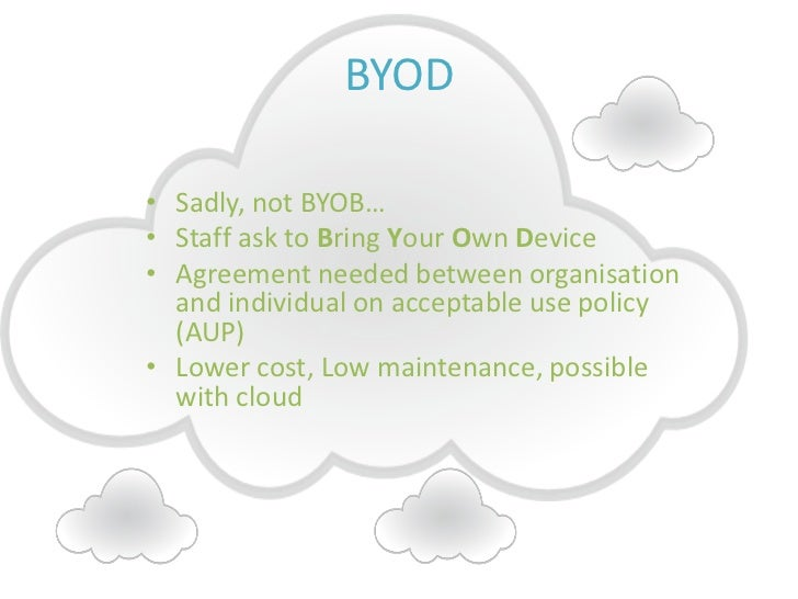 byod pros and cons essay We have to analyse what processes are done by employees on the network, this will enables the byod policy to match the business operations.