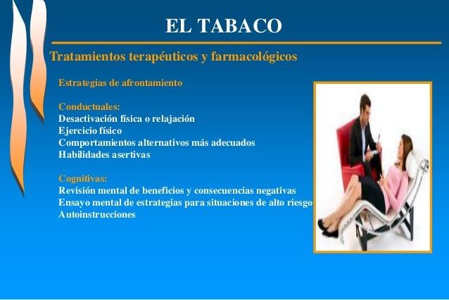 Las adicciones tabaco, alcohol y drogas