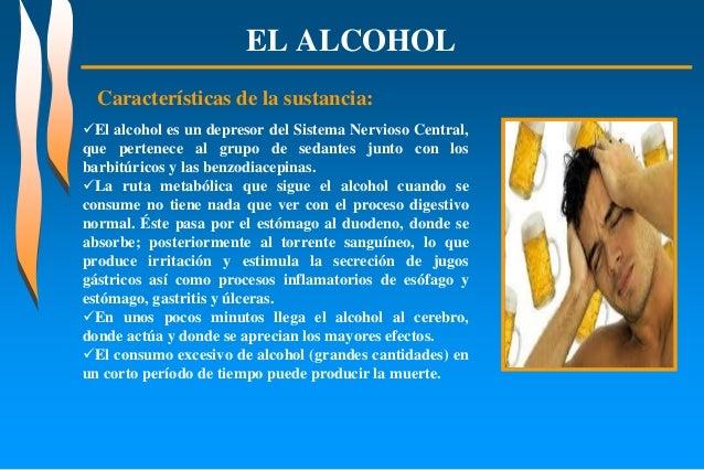 Las medidas dirigido a la profiláctica del alcoholismo