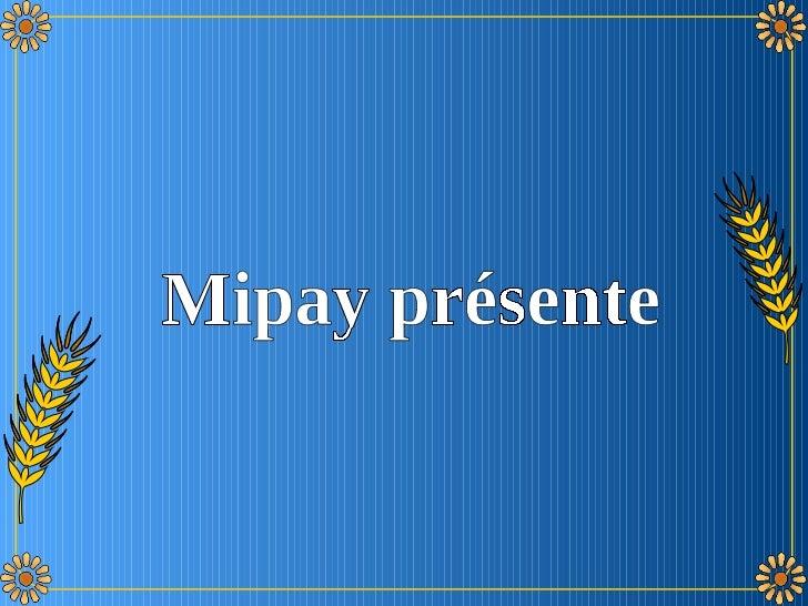 Mipay présente