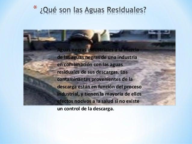 Las aguas residuales 3