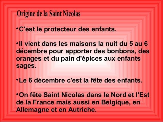 La saint nicolas pres Slide 2