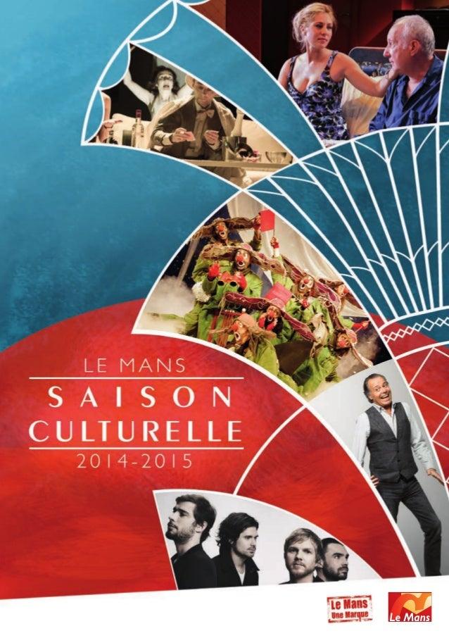 Jean-Claude Boulard,  Maire du Mans  Agnès Besnard,  Adjointe à la Culture  Théâtre Le Bourgeois Gentilhomme  Ven 5 et sam...