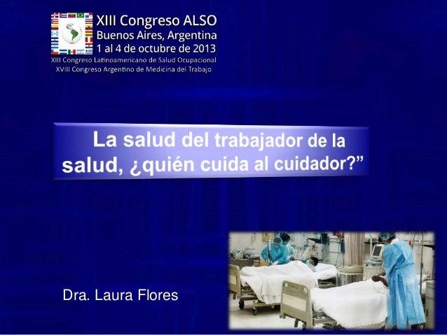 Dra. Laura Flores