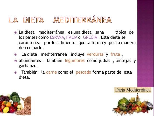 La salud y la alimentaci n for Verdura tipica romana