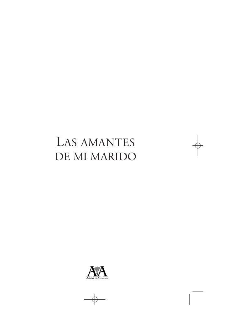 LAS AMANTESDE MI MARIDO