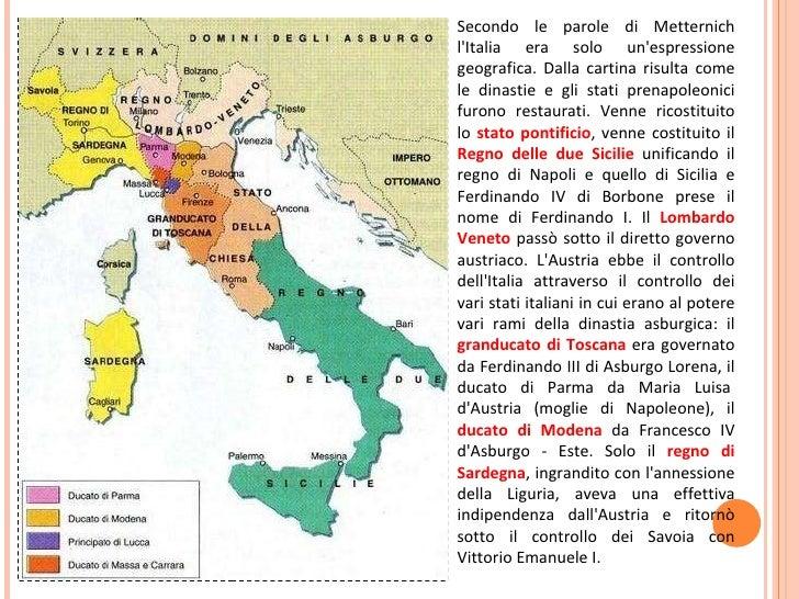 Santa alleanza e il concerto delle potenze europee nella for Piani di fattoria del 19 secolo
