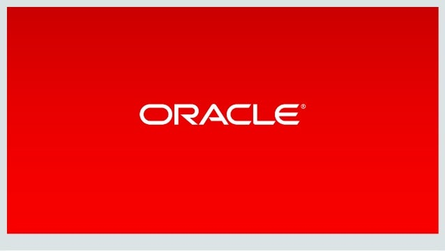 Copyright  ©  2014  Oracle  and/or  its  affiliates.  All  rights  reserved.      Secure  Containe...