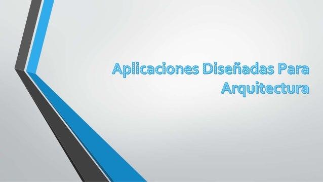Archicad Es un paradigma del dibujo asistido por computadora que permite un diseño basado en objetos inteligentes y en ter...