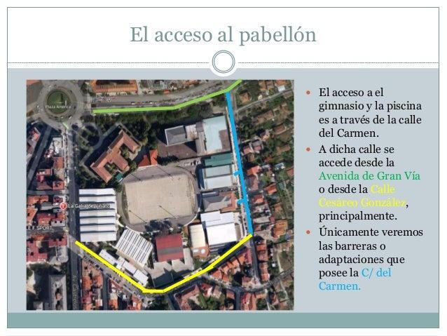 Las barreras arquitect nicas for Piscina del carmen vigo