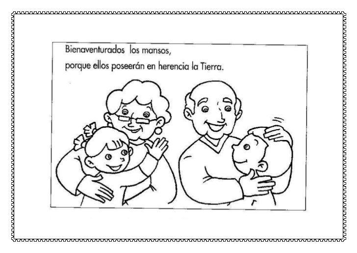 Clasedereli Niños Del Mundo: Clasedereli: Las Bienaventuranzas