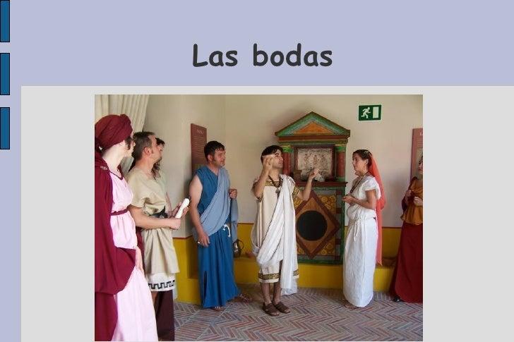 Matrimonio In Romana : Una boda romana